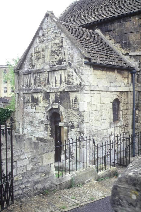 St. Laurence, Bradford-on-Avon
